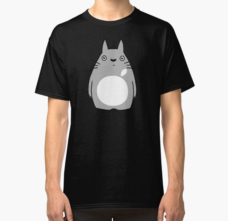 Totoro-Apple / Homme C'est un MAC boutique par Claire Milliet