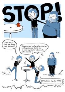 Les incroyables aventures de Steve - l'origine du nom Apple part2