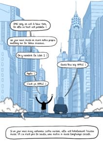Les incroyables aventures de Steve – l'origine du nom Apple